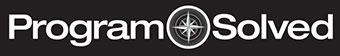 program solved logo